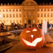 Zweibrücker Halloween auf dem Schlossplatz