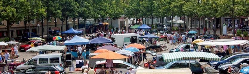 Flohmarkt Zweibrücken
