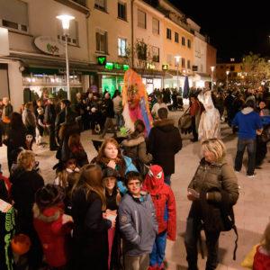 Halloween Fußgängerzone Zweibrücken