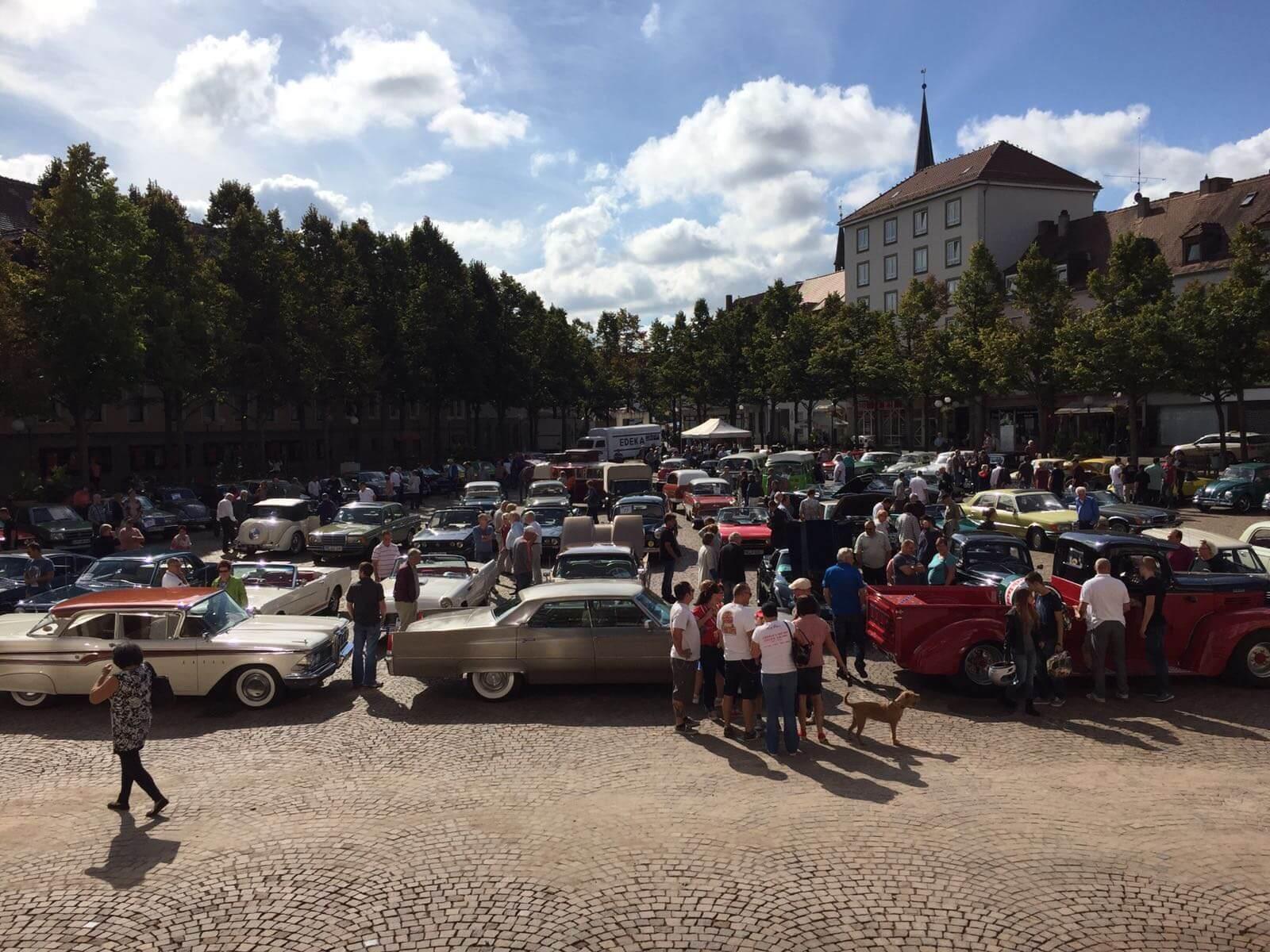 """Read more about the article 2019 – Zweibrücker Oldtimertreffen & 1. Zweibrücker """"Forever young-Rallye"""""""