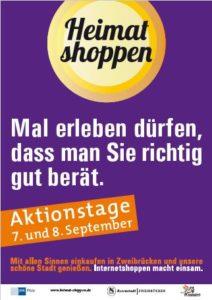 Gemeinsamhandel Zweibrücken e.V. - Heimat shoppen