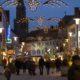 Weihnachtliche Fußgängerzone in Zweibrücken