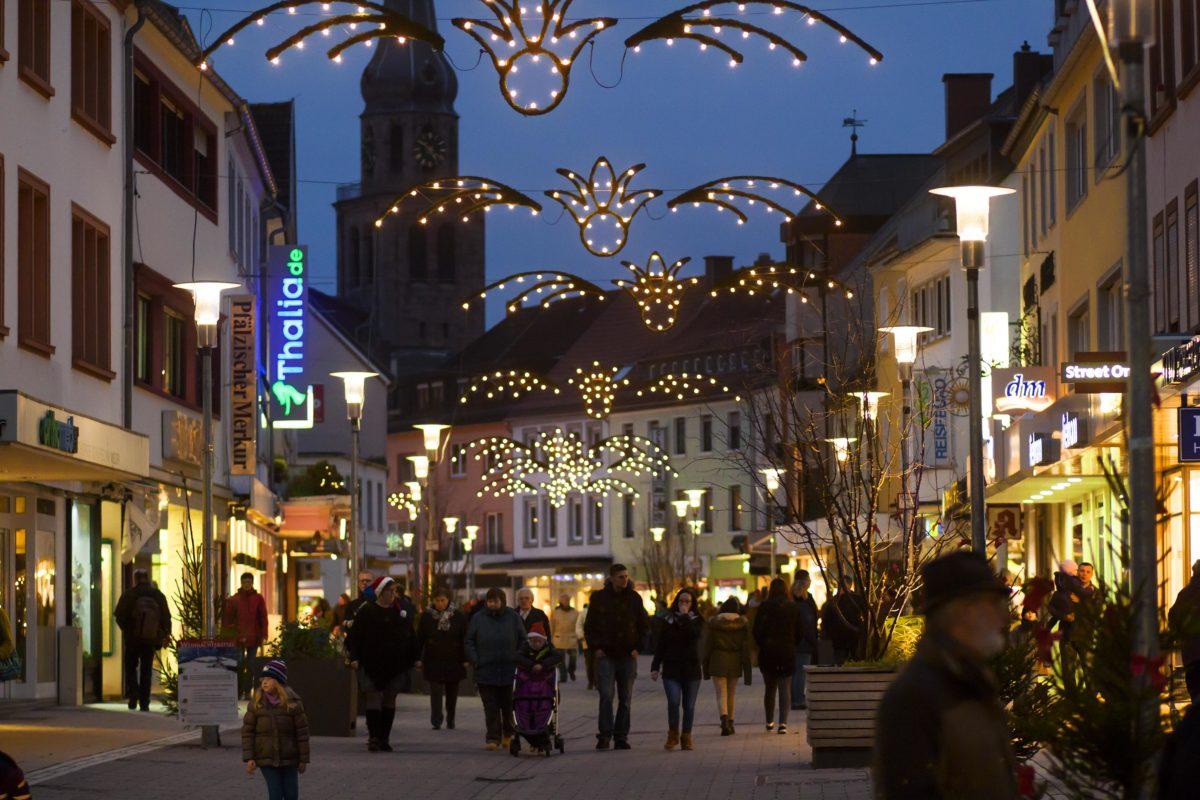 Zweibrücker Weihnachtsschmuck wird ergänzt
