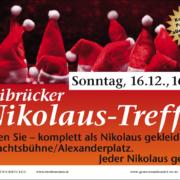 Nikolaustreffen, Weihnachtsbühne