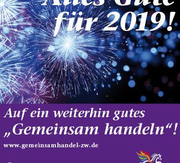 Wünsche für 2019 - gemeinsam handeln