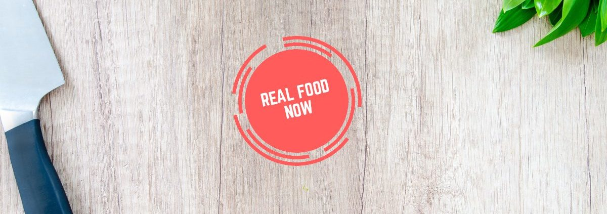 Initiative Real Food Now
