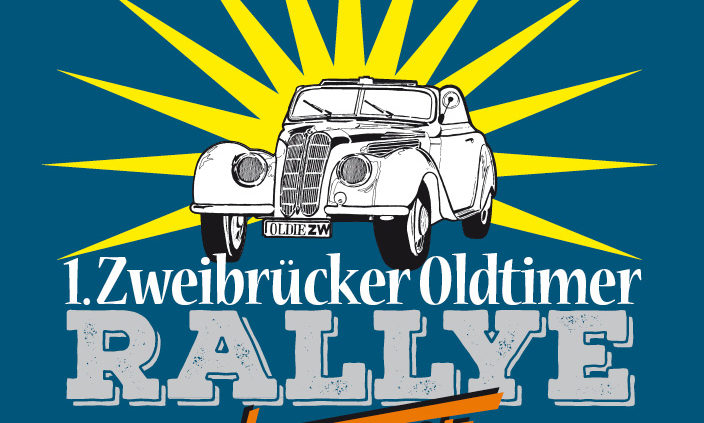 Forever Young - 1. Zweibrücker Oldtimer Rallye 2019