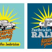 Zweibrücker Oldtimertreffen &Oldtimer Rallye 2019