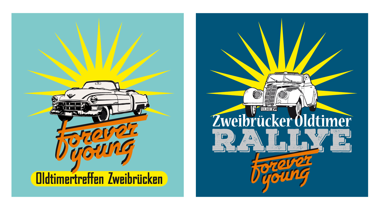 Read more about the article 1. Zweibrücker Oldtimer Rallye 2019 – Forever young