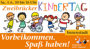 Read more about the article 4. Zweibrücker Kindertag 2019