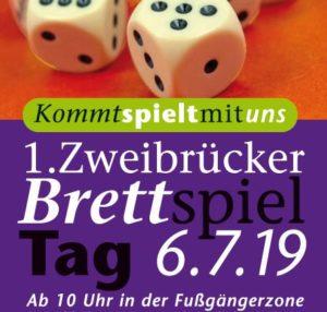 1. Zweibrücker Brettspieltag