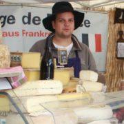 Französischer Markt in Zweibrücken