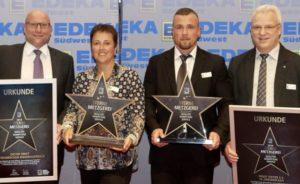 Edeka Ernst ausgezeichnet als Sterne-Metzgerei 2019