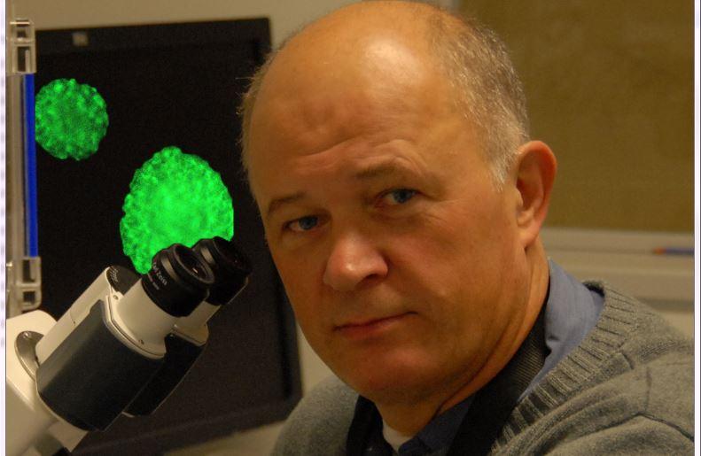 Prof. Dr. med. Karl-Herbert Schäfer – Vortrag über das Mikrobiom