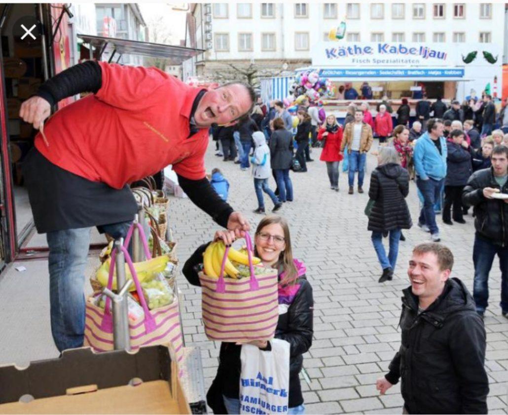 Sven - Marktschreier