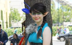 Read more about the article Cosplay?!