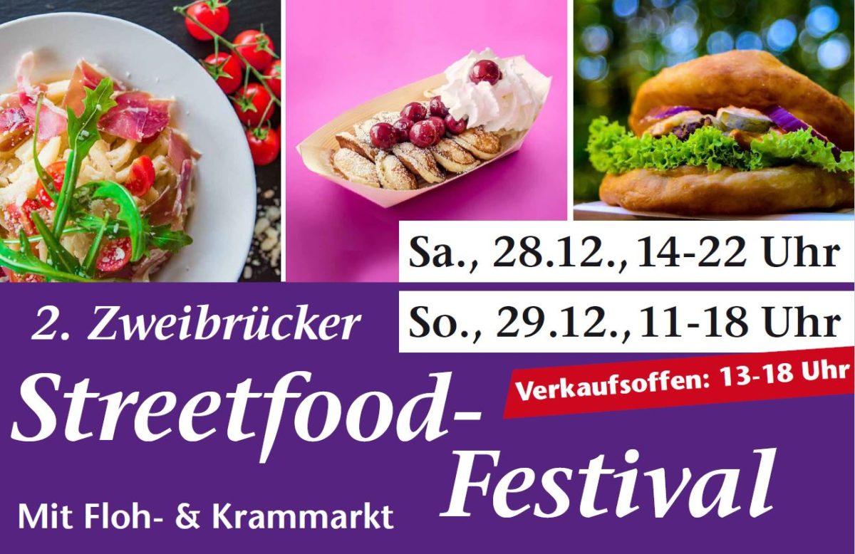 Original Streetfood Festival in Zweibrücken