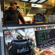 Streetfood Festival auf dem Schlossplatz in Zweibrücken