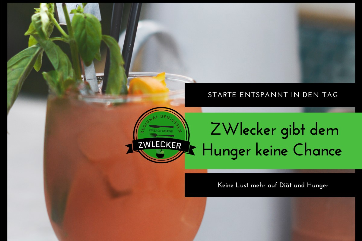 Hunger- Was tun?