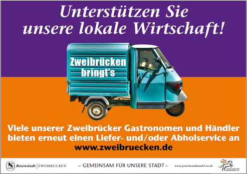 """Die Initiative """"Zweibrücken bringt´s"""" wurde reaktiviert."""
