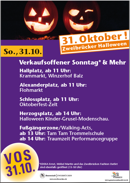 You are currently viewing Verkaufoffener Sonntag 31.10.21